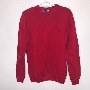 Men's Chaps Knit Crewneck Sweater